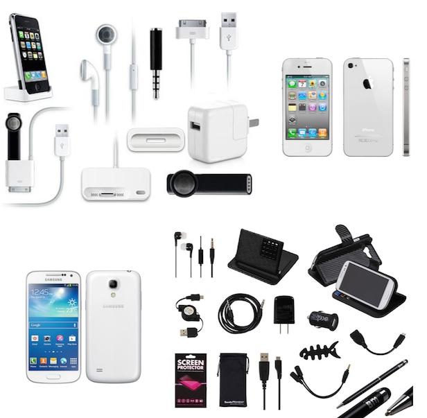 Accesorios smartphones ntt for Accesorios smartphone