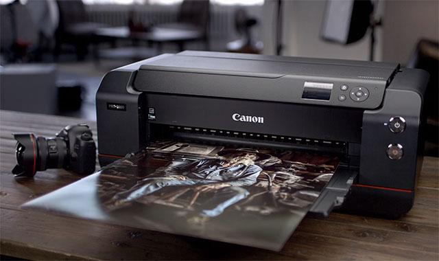 Canon Imageprograf Pro 1000 3