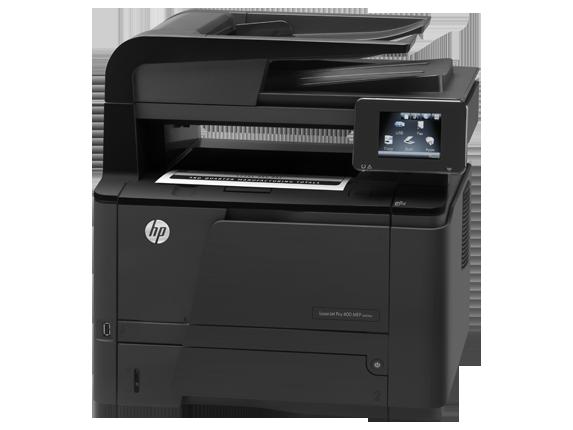 HP LaserJet Pro 400 Series