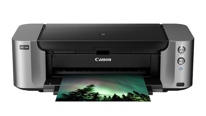 Canon Pixma Pro 100 2