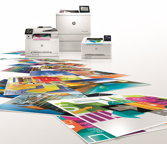 Impresoras HP JetIntelligence