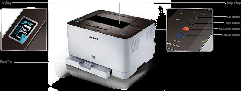 Samsung Eco Printers 1