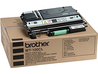 Venta de Bote Residual Original Brother WT-100CL