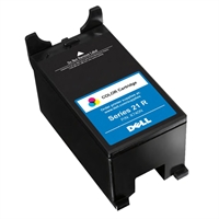 Cartucho Tinta Compatible Dell Y499D / X740N / X738N Tricolor