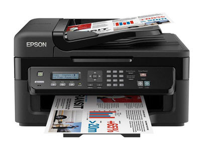 Epson WorkForce WF-2520NF - Cartuchos Tinta Compatibles y Original