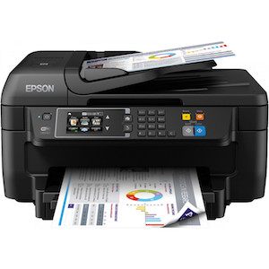 Epson WorkForce WF-2760 DWF - Cartuchos Compatibles y Tinta Original