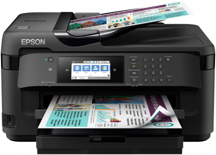 Epson WorkForce WF-7715DWF Cartuchos Compatibles y Tinta Original