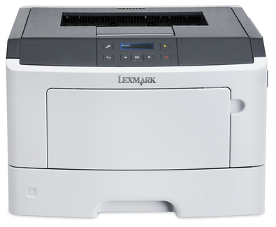 Lexmark MS312dn Toner Compatible y Cartucho Original