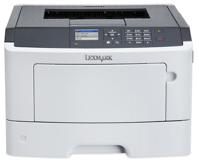 Lexmark MS415dn Toner Compatible y Cartucho Original