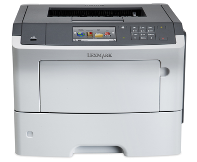 Lexmark MS610de Toner Compatible y Cartucho Original