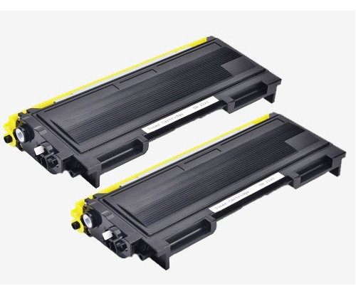 Venta de Pack 2 Toner Compatible Brother TN-2000