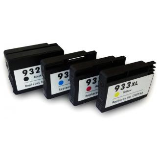 Pack 4 Cartuchos Compatible Hp932 Xl Hp933 Xl Precio De Compra