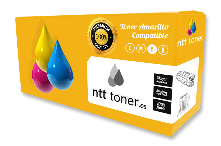 Venta de Toner Premium Brother TN-135Y Amarillo