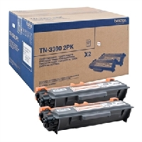 Pack Toner Original Brother TN-3390